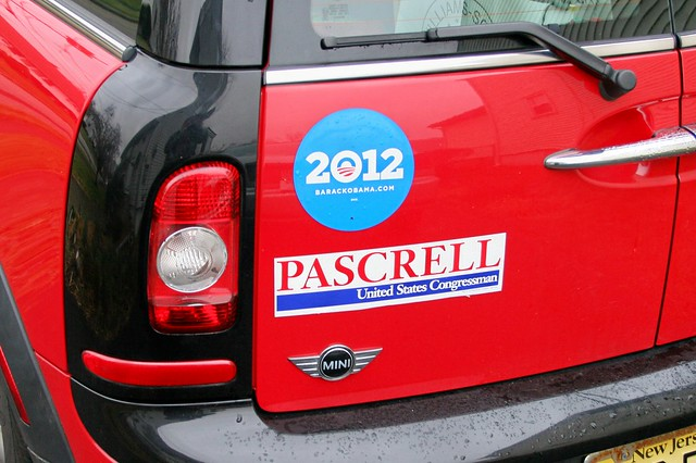 #12 A Mini Endorsement For @BillPascrell and @BarackObama #photo365