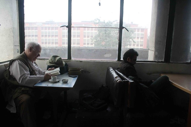 City Reading – The Delhi Proustians – IV, Indian Coffee House