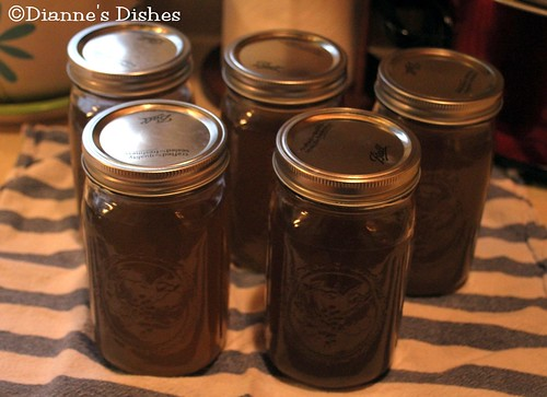 Make Your Own Ginger Ale: Ginger Syrup