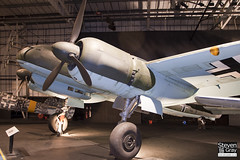 PJ876 - 360043 - Luftwaffe - Junkers JU88 R-1 - 080203 - RAF Museum Hendon - Steven Gray - IMG_7339