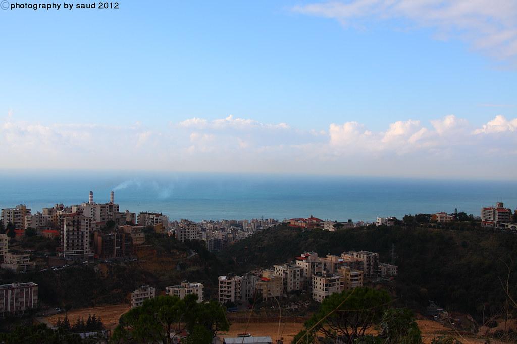 بيروت الشتاء مايحمله وثلوج وأمطار وضباب 6697176833_2559c6bf7