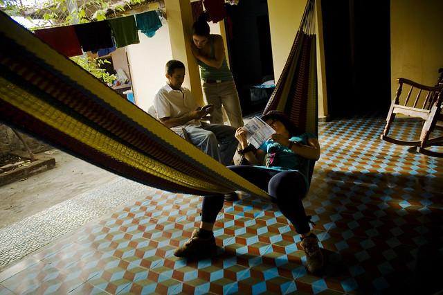 Guillermo's home - El Salvador