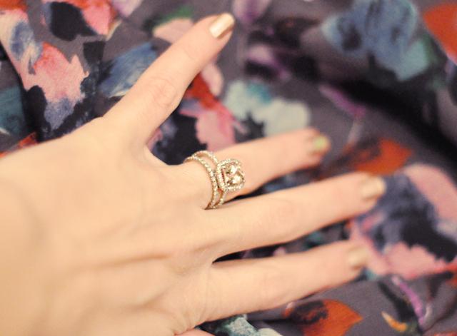 my ring-wedding rings-engagement ring