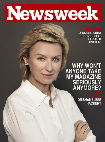 Tina Brown Newsweek