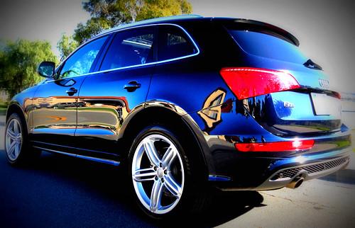 2011 Audi Q5 Rear View Details
