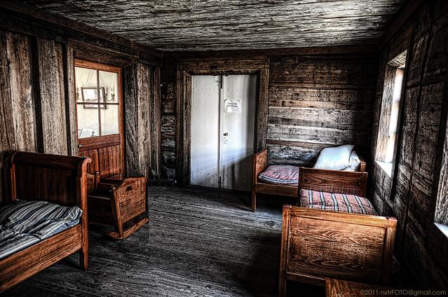 Inside the Rotchev House 1 por C. Roy