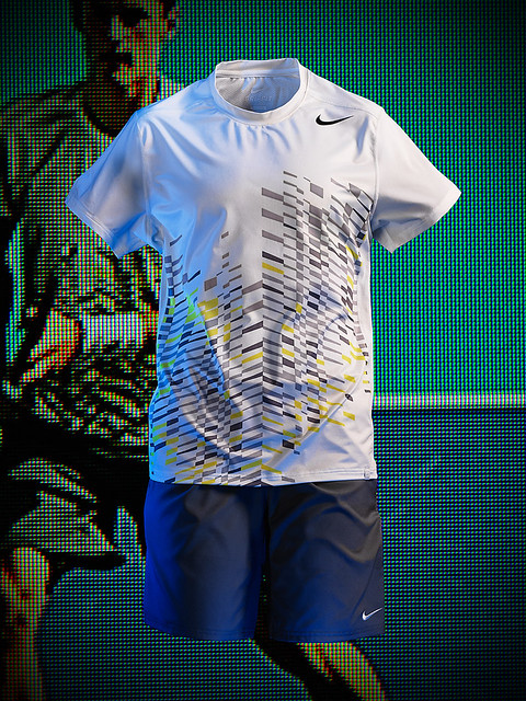 Bernard Tomic Nike outfit