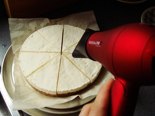 No-Bake Cheesecake: Best Tool To Unmold