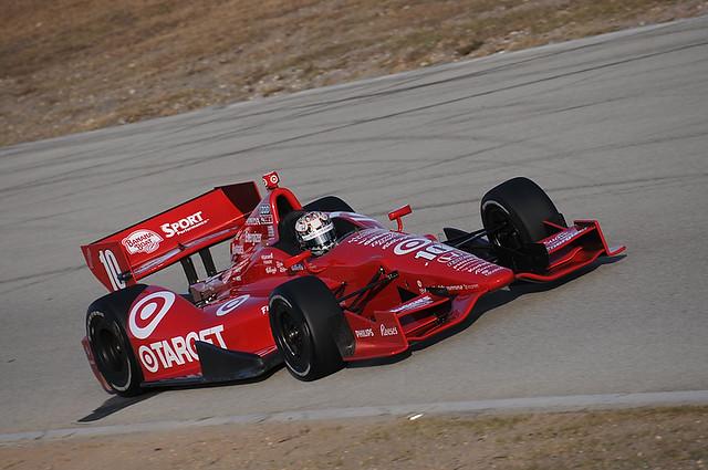 2012 IndyCar Sebring Testing