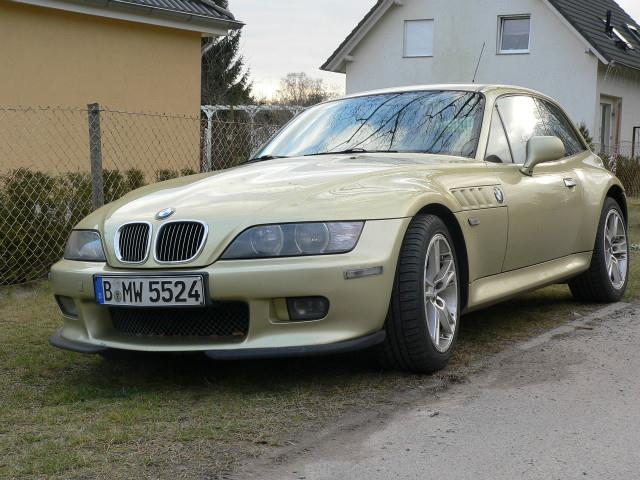 2002 Z3 Coupe | Pistachio Green | Walnut