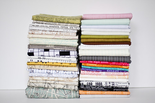 Text & Paper Fabrics by jenib320