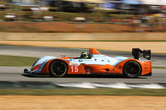 Road Atlanta - 2011 Petit Le Mans - ALMS/ILMC LMP Qualifying