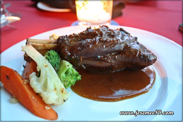 Set Dinner @ Mansion 69, Batu Ferringhi - Lamb Shank