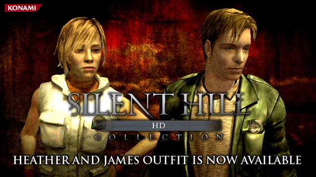 PlayStation Home: Silent Hill - Heather & James