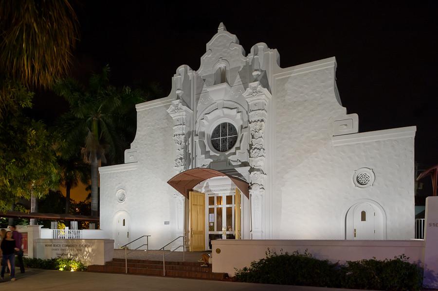 WAM | Miami Beach Community Church | Miami Beach