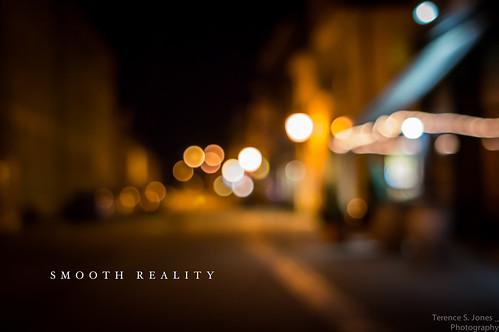 Smooth reality