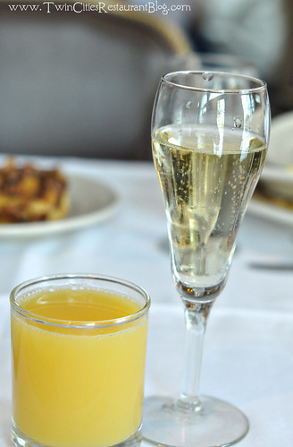 UNlimited Juice and Champagne at Kozlaks Sunday Brunch ~ Shoreview, MN