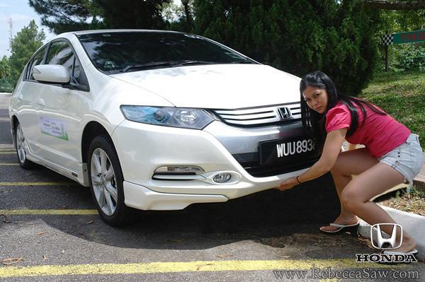 Honda Insight Rebecca 2