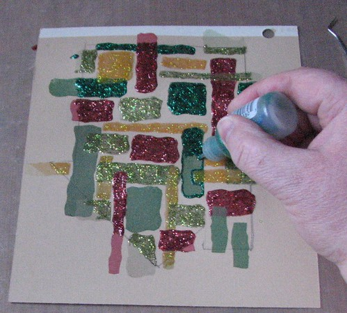 mosaic stamping 012