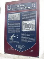 Photo of plaque № 8708