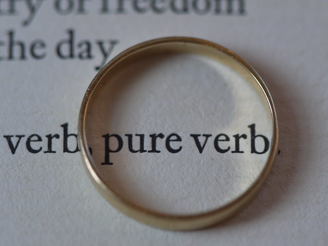 RSiegel_week3 - Pure Verb from Flickr via Wylio