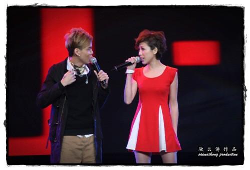 Danny 温力铭 & Yise Loo 罗忆诗