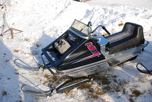 Arctic Cat Snowmobile Models By Year