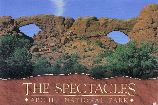 The Spectacles-Arches National Park-Utah