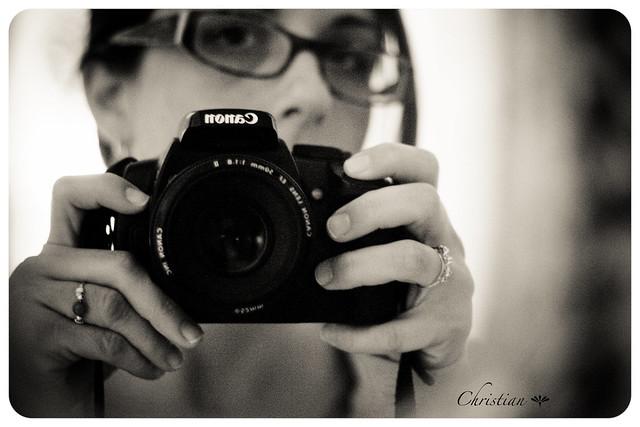 Selfie w/ Name
