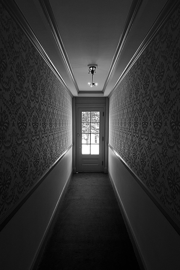 Hallway at The Stanley Hotel