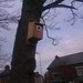 Bird box made by Junior Wardens