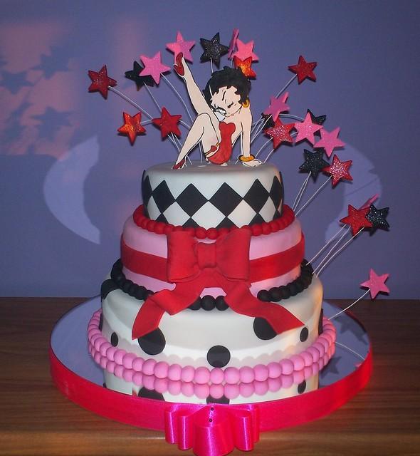 Imagenes de tortas de betty boop - Imagui
