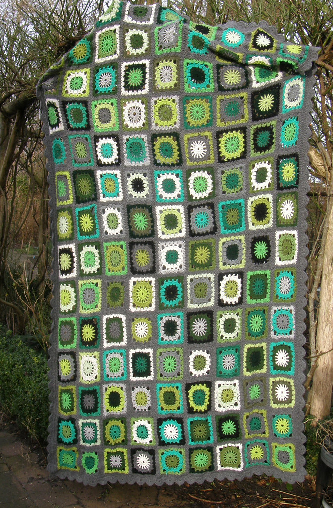 Granny Square Plaid Thanks To Lynne Millimomo For The In