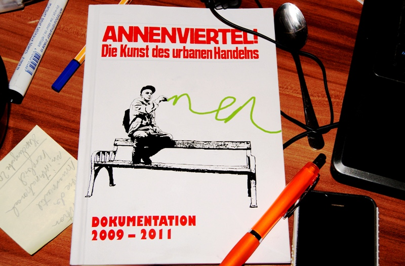 Annenviertel Publikation