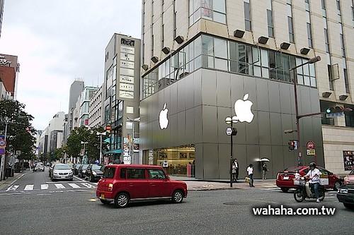 Apple Store Fukuoka