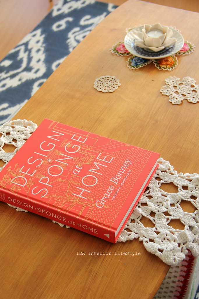 This week on my coffee table: DESIGN*SPONGE
