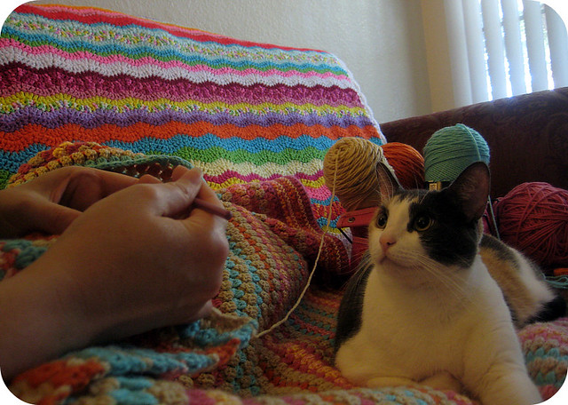 Kali Blown-Away by Crochet