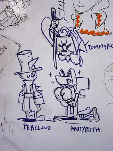 Peacock Parody VII