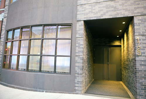 Exterior of Alinea
