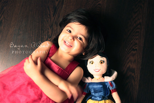Picture of two Snow Whites! ♥