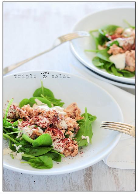 triple s salad