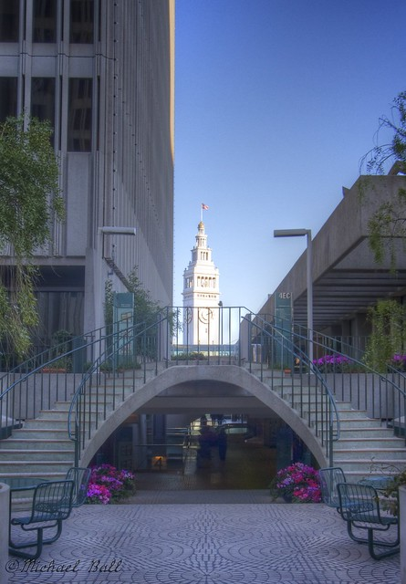 The Ferry Building