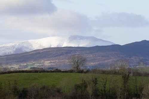 Snow-capped Nephin