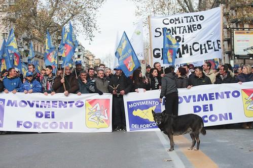 Forconi, salta l'incontro con Crocetta: via ai blocchi$