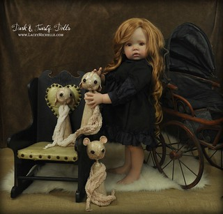 Rue - Dark & Twisty Dolls
