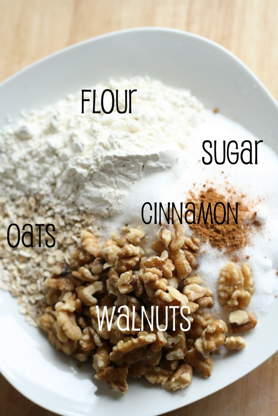 streusel ingredients