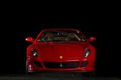 race car(1.0), automobile(1.0), ferrari 599 gtb fiorano(1.0), vehicle(1.0), performance car(1.0), automotive design(1.0), ferrari s.p.a.(1.0), land vehicle(1.0), luxury vehicle(1.0), supercar(1.0), sports car(1.0),