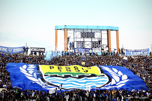 Glory Persib!   Flickr - Photo Sharing!