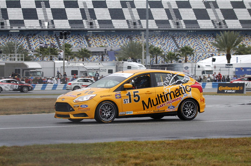 Focus ST-R Daytona 2012