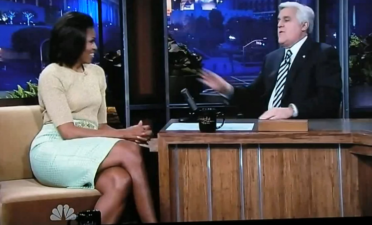 Michelle-Obama-and-Jay-Leno-2